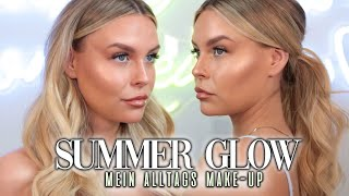 Mein ALLTAGS Make-up - 2020 - so bekommt Ihr SUMMER GLOW 😍✨ | Dagi Bee
