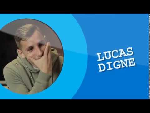 INTERVIEW - Lucas Digne SE PRÊTE AU TEST DE (l'Opta Quiz)