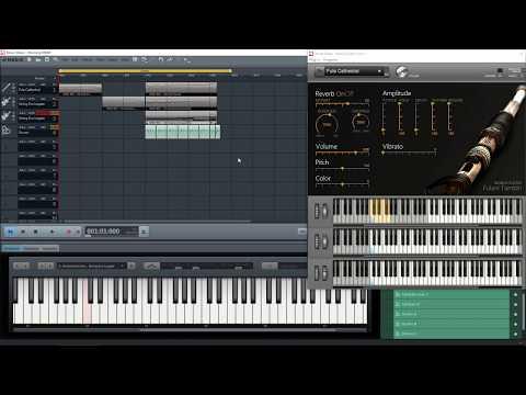 Magix Music Maker - Absolute Beginners Tutorial - Part 22 - Transposing