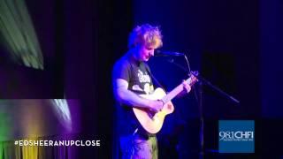 Ed Sheeran - CHFI - LEGO HOUSE