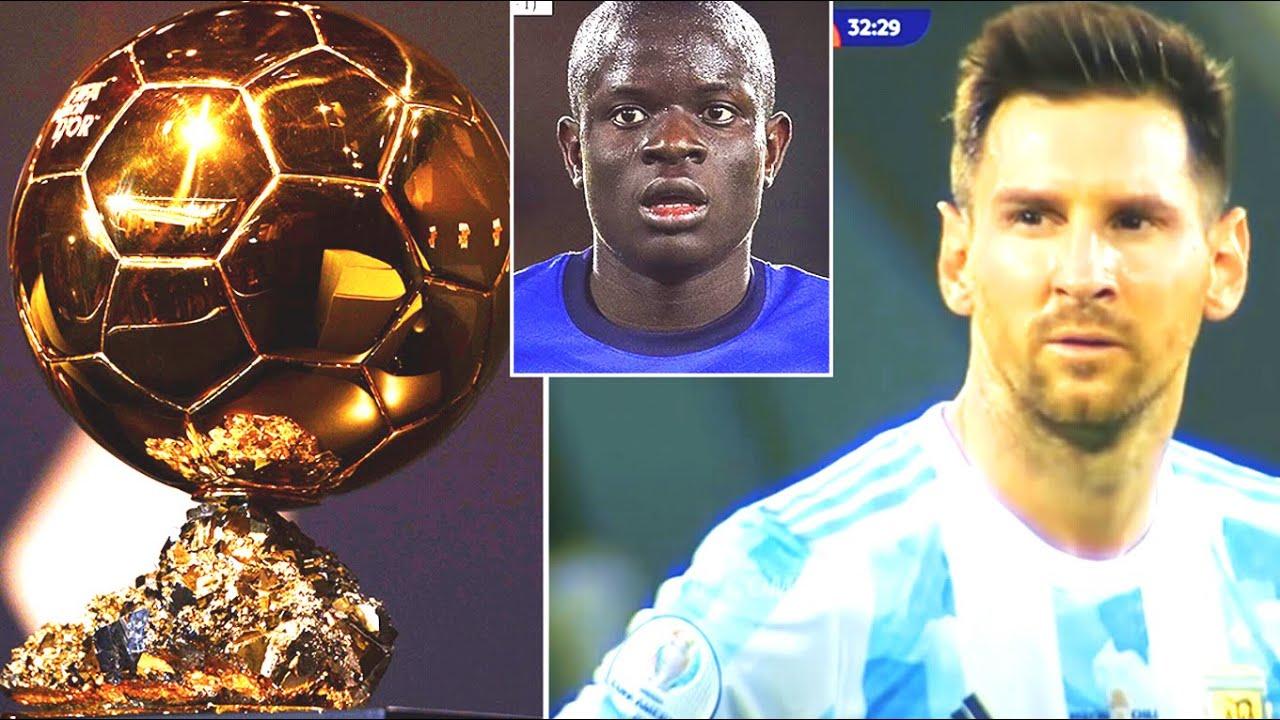 TWO BALLON D'ORS THIS YEAR! FRANCE FOOTBALL'S INCREDIBLE IDEA! Ballon D'or 2021!