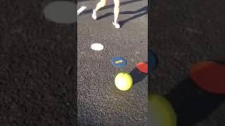 Kicking lesson plan