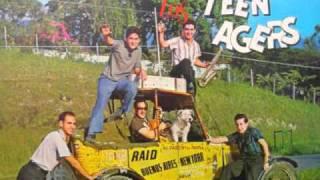 Los Teen Agers canta Gustavo Quintero...........Playerito.wmv