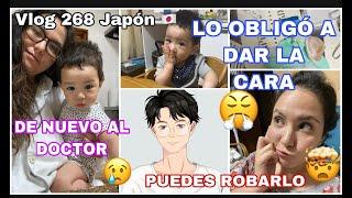 VLOG 268 REGRESAMOS AL DOCTOR, OBLIGO A MARIDO JAPONES A DAR LA CARA, NO MUCHA SEGURIDAD EN JAPON