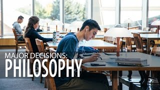 Major Decisions: Philosophy