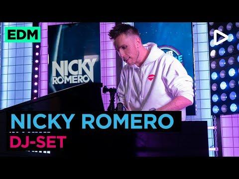 Nicky Romero (DJ-set) | SLAM!