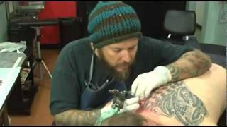 Tattoo artists Wilmington NC Glenn Wilson, Ink