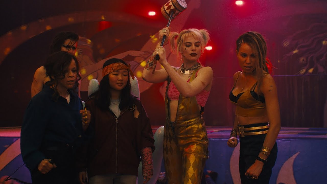 Birds of Prey: And the Fantabulous Emancipation of One Harley Quinn ile ilgili görsel sonucu