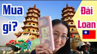 #VLOG4 - DU LỊCH ĐÀI LOAN 2019 NÊN MUA GÌ -TAIWAN TRAVEL