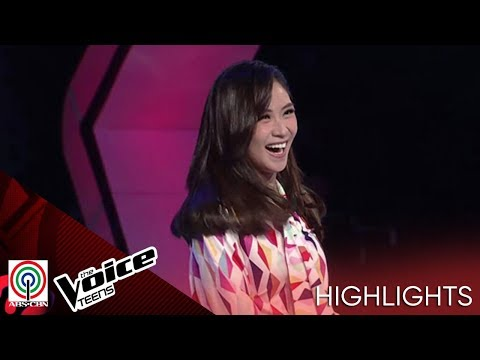 Coach Sarah dances Tala with Jay | The Voice Teens Philippines 2020