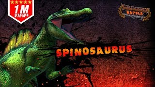 Spinosaurus Battle of Match : Vote to win