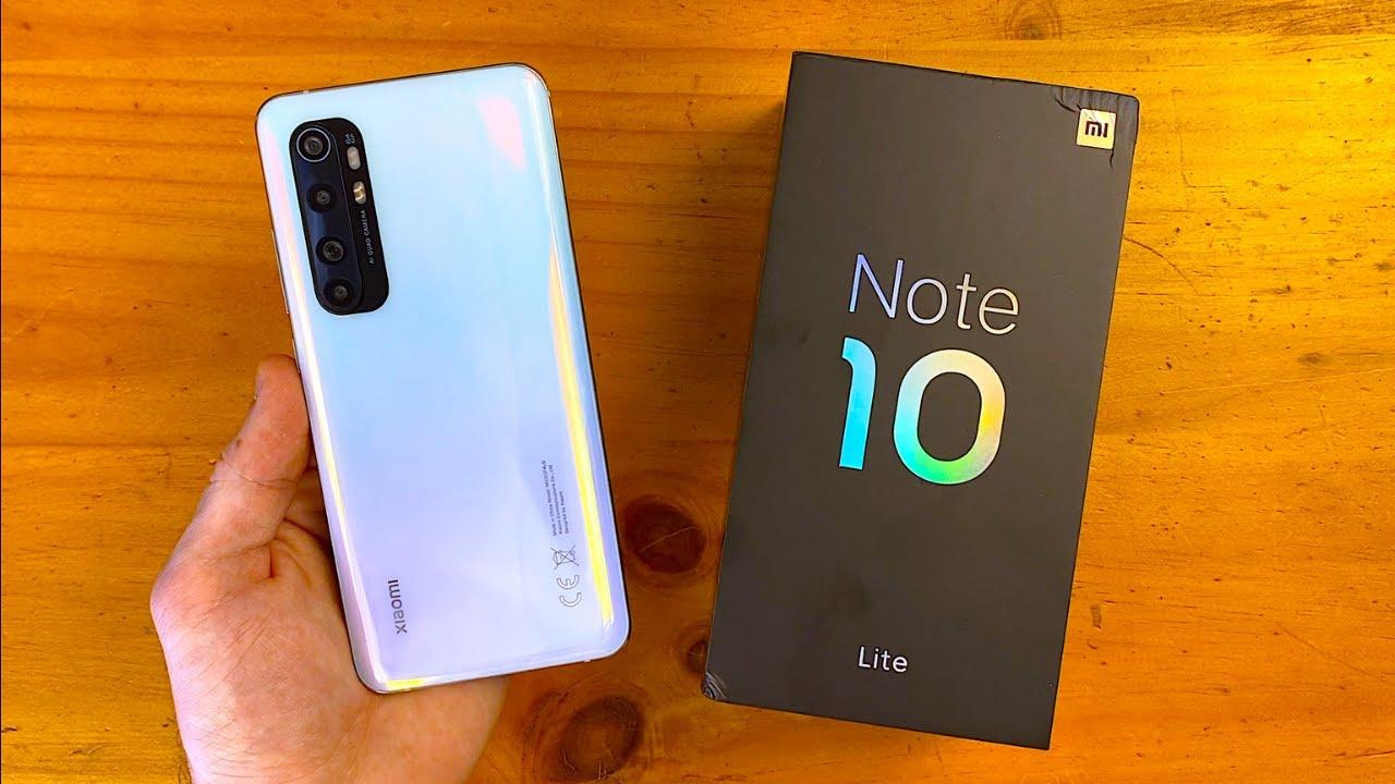 Xiaomi Mi Note 10 Lite Unboxing & First Impressions!