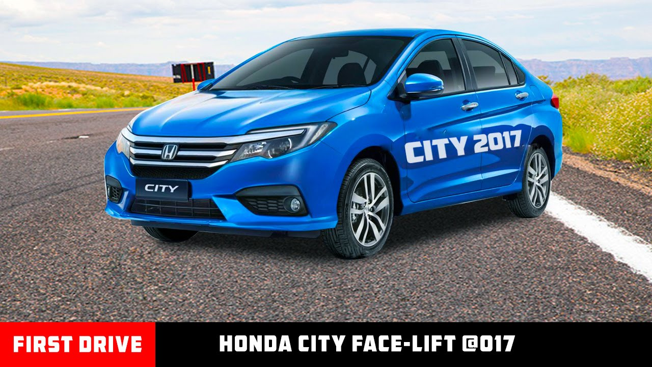 new car launches this yearNew 2017 Honda City Facelift India Launch This Year First Drive