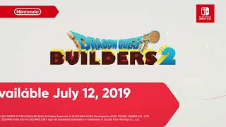 Dragon Quest Builders 2 - Release Date Trailer (Nintendo Direct)