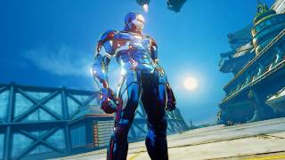 New Supers in Street Fighter V!