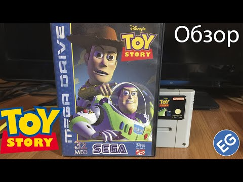 Обзор Toy Story/Toy Story Review [SMD]