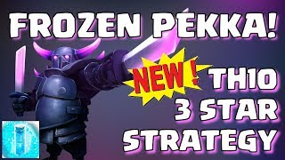 FROZEN PEKKA!!! - NEW TH10 3 STAR ATTACK STRATEGY INTRODUCTION | Clash of Clans