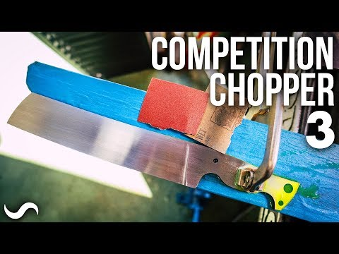 MAKING A COMPETITION CHOPPER!!! Part 3
