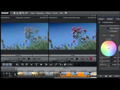 magix video pro x4