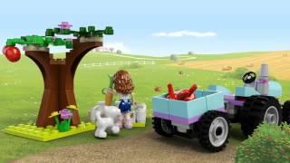 Лего Френдс. Сбор урожая 41026(, 2015-11-17T12:46:04.000Z)