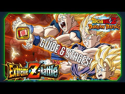 Family Kamehameha EZA Guide + Stages! Who Should to Use Tickets on? | Dragon Ball Z Dokkan Battle