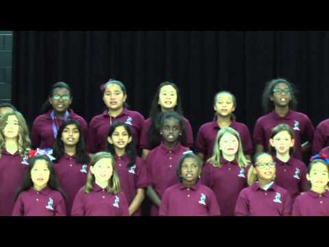 Dr James Red Duke Elementary Holiday Music Program