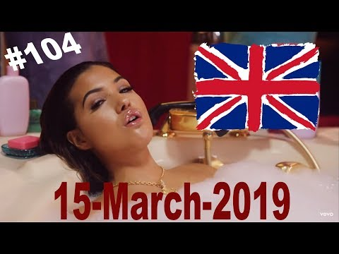 UK Top 40 Singles Chart, 15 March 2019  № 104 Mp3