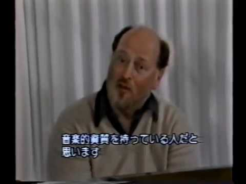 Steven Spielberg with John Williams talk about the soundtracks for E T  and Jaws