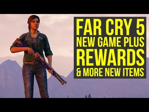 Far Cry 5 New Game Plus Reward Gameplay & Trophy Added + More Details! (Far Cry 5 DLC) thumbnail