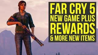 Far Cry 5 New Game Plus Reward Gameplay & More New Items Added To The Game (Far Cry 5 DLC)