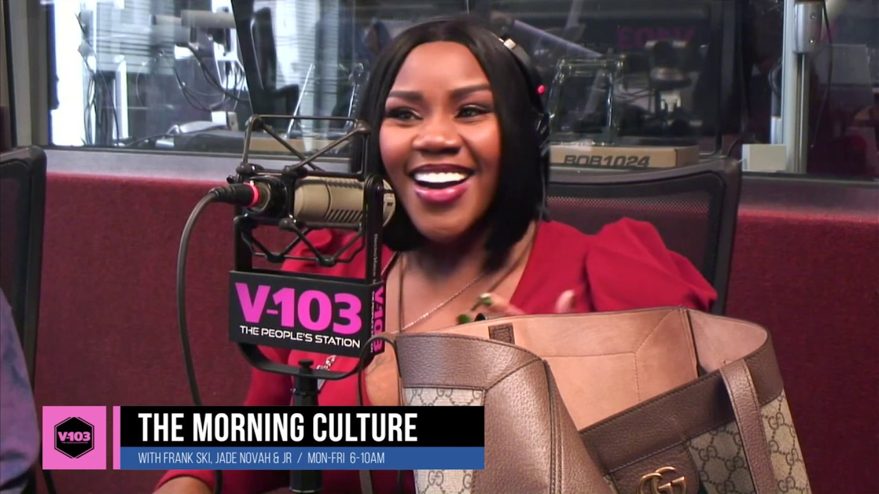 Kelly Price Talks Life After Divorce, New Music & Sunday Best With The Morning Culture