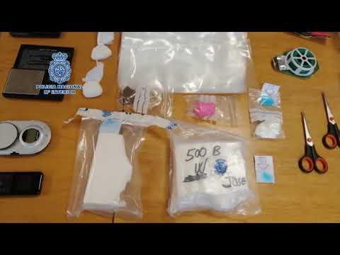 Detenidas en Galicia 31 personas en una operación contra el tráfico de drogas