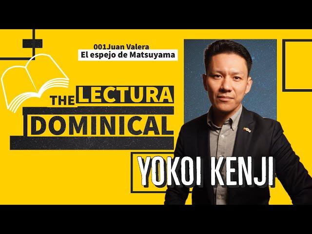 """Yokoi Kenji Leyendo:""""El espejo de Matsuyama"""""""