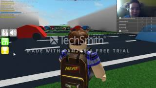 ROBLOX-Playing With A New Member