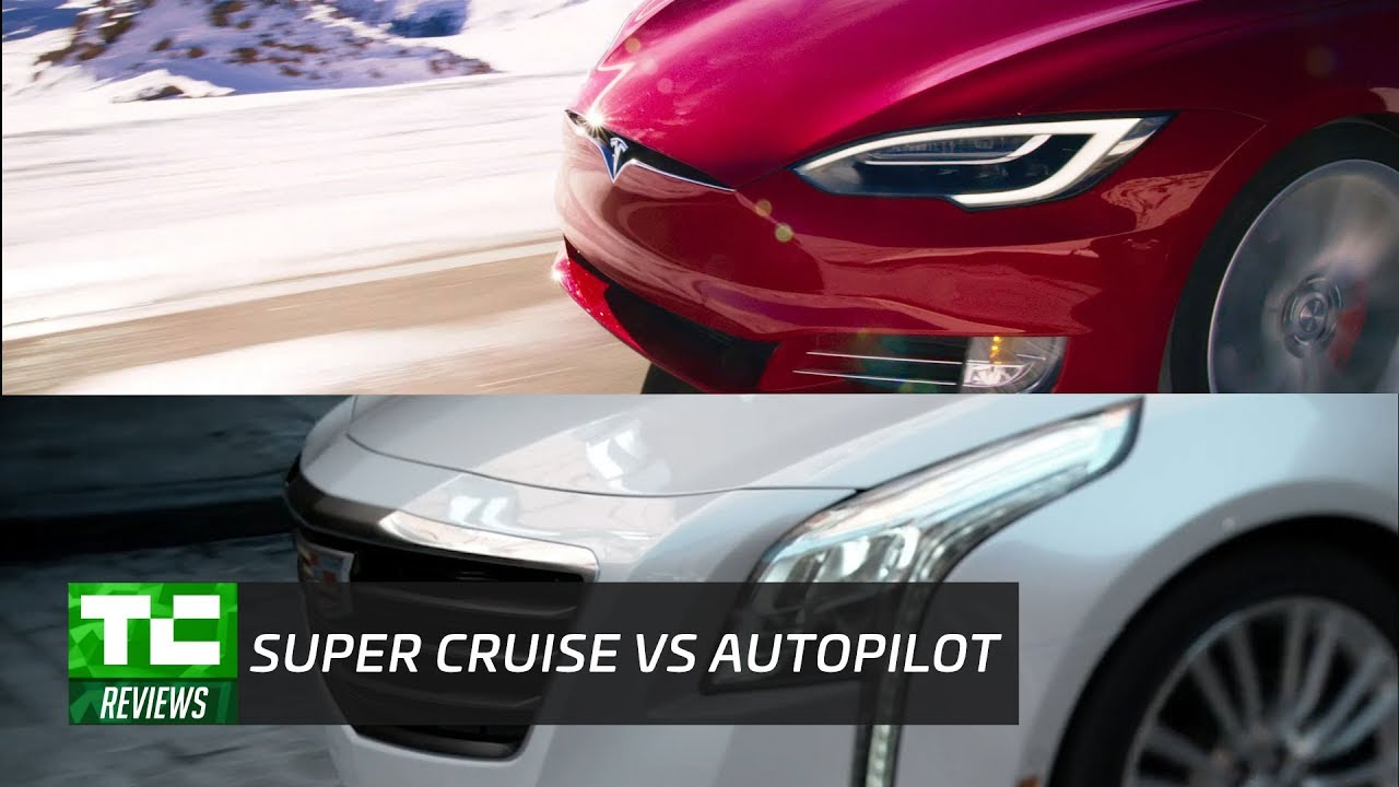 The Three Major Differences Between Tesla Autopilot And Cadillac Super Cruise