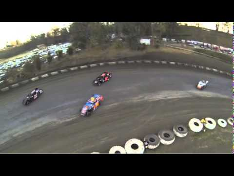 Modified heat race from Santa Maria speedway 30AUG14