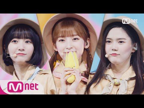 [OH MY GIRL BANHANA - Banana allergy monkey] Comeback Stage | M COUNTDOWN 180405 EP.565