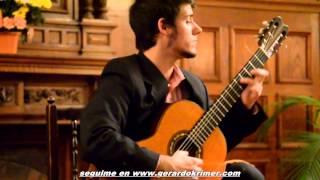 Asturias  (leyenda) de Isaac Albeniz 1860-1909