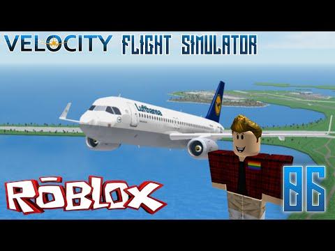 ROBLOX: Velocity Flight Simulator Ep: 06 - TXKF - TXKF!
