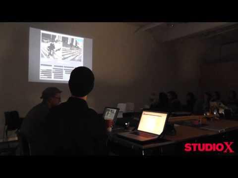 Studio-X Night School: Camera Hacking