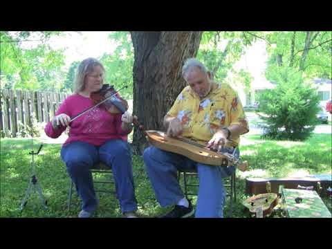 Mississippi Sawyer, Fiddle and Dulcimer