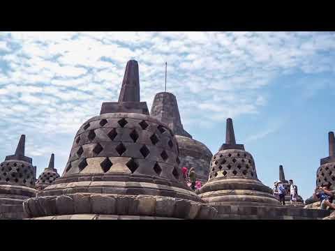 Hyperlapse and Timelapse - Yogyakarta Indonesia
