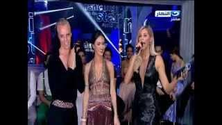 DWTS - Season 3 - Episode 2 - Leila Ben Khalifa |  رقص النجوم - الموسم الثالث - ليلى بن خليفة