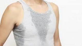 ☞ 9 Remedios caseros para el sudor excesivo o sudoración excesiva