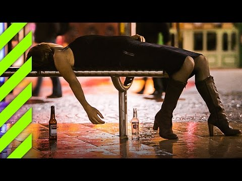 Alkohol am Wochenende schädlich für...