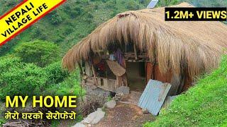 Village Lifestyle Of Nepal | My Home Village Barekot | IamSuman
