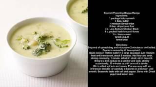 Broccoli Florentine Bisque Recipe