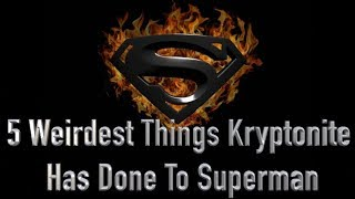 Video Superman Turns Gay And 4 Other Things Kryptonite Has Done To Him download MP3, 3GP, MP4, WEBM, AVI, FLV Juni 2018