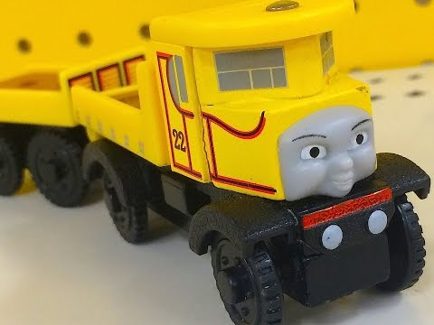 Thomas The Tank Engine ISOBELLA Character Friday Toy Train Review Mattel Fisher Price