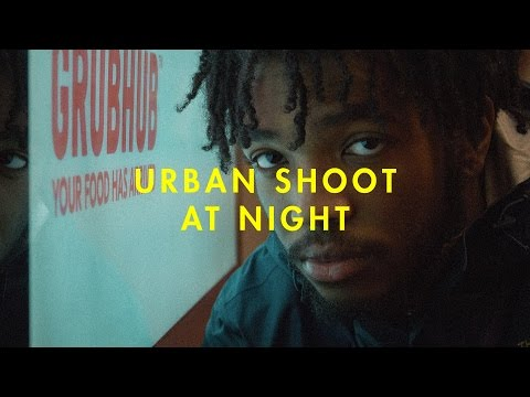 Night Photography Adventure in Philadelphia